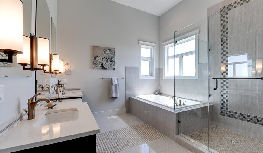 7 Tile Types to Consider for your Edmonton Area Bathroom