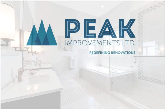 Edmonton Bathroom Renovations by Peak Improvements