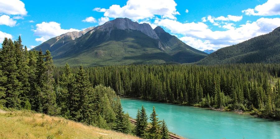 The Best Summer Getaways in Alberta