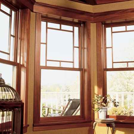 Victorian Window Example for Home Design