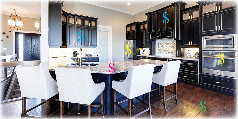 What Features Cost the Most in an Edmonton Kitchen Renovation?